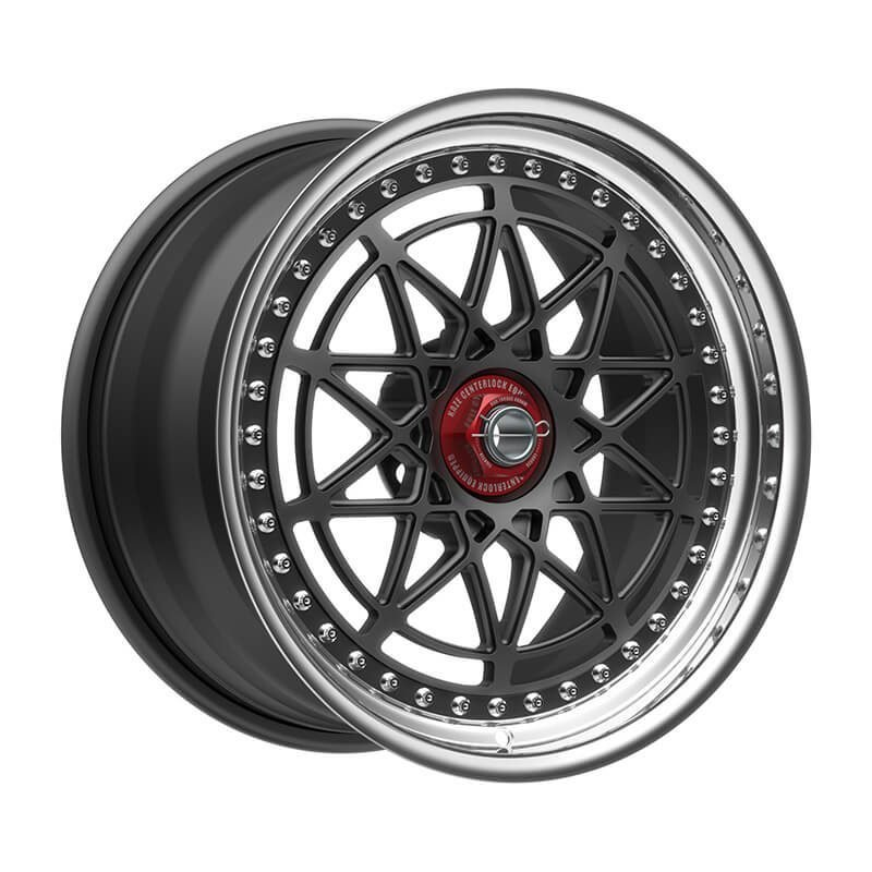 3pc Forged Center Lock Wheel - MS10F